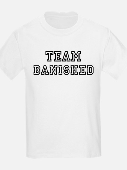Team BANISHED Kids T-Shirt