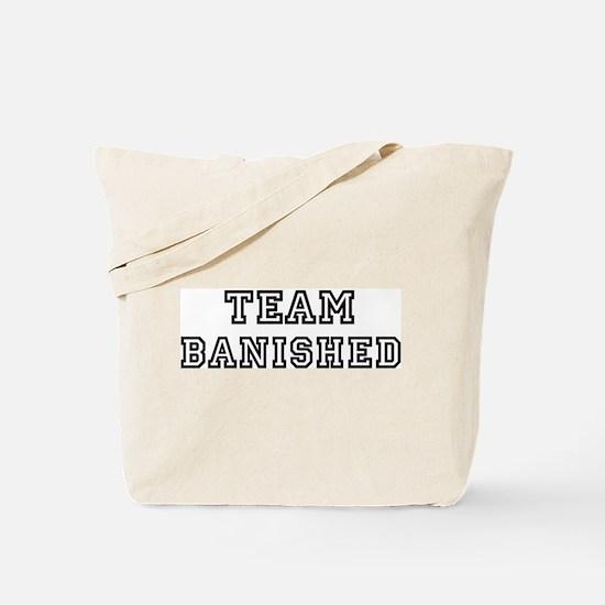 Team BANISHED Tote Bag