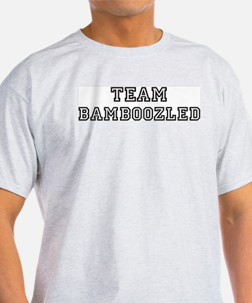 Team BAMBOOZLED T-Shirt