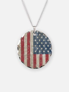 vintageAmerica4Twin Necklace