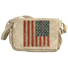 vintageAmerica4Twin Messenger Bag