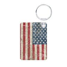 vintageAmerica4Twin Keychains