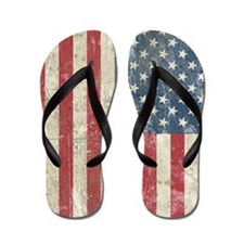 vintageAmerica4Twin Flip Flops