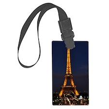 Paris_2.41x4.42_iPhone3GHardCase Luggage Tag