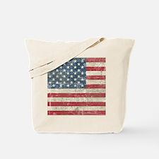 vintageAmerica4King Tote Bag