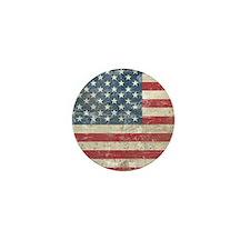 vintageAmerica4King Mini Button