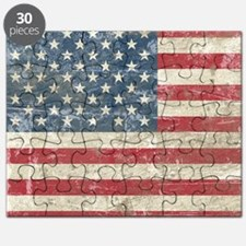 vintageAmerica4King Puzzle