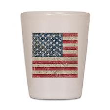 vintageAmerica4King Shot Glass