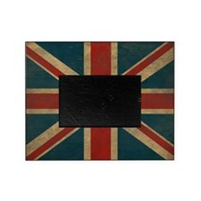 UnionJack9Blanket Picture Frame