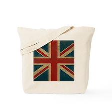 UnionJack9Blanket Tote Bag
