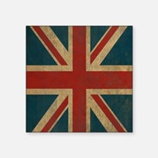 "UnionJack9SC Square Sticker 3"" x 3"""