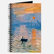 iPadS Monet Sunrise Journal