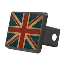 UnionJack9Pillow Hitch Cover