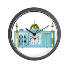 Cute Blues Wall Clock