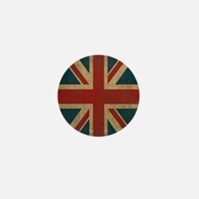 UnionJack9Twin1 Mini Button