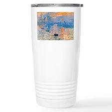NC Monet Sunrise Travel Mug