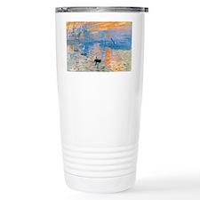 PC Monet Sunrise Travel Mug