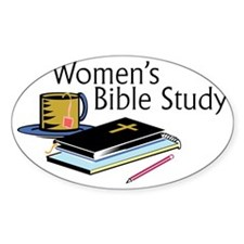 Womens Bible Study Decal