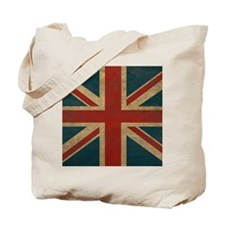 UnionJack9King Tote Bag