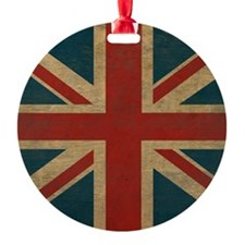 UnionJack9King Ornament