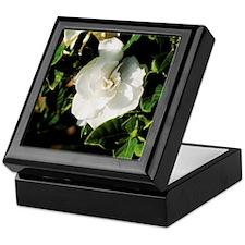 Gardenia flower Keepsake Box