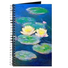 iPad Monet Nym97 Journal