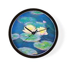 iPad Monet Nym97 Wall Clock
