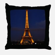 Paris_7.16 x 10.28_KindleSleeve_Eiffe Throw Pillow