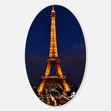Paris_7.16 x 10.28_KindleSleeve_Eif Sticker (Oval)