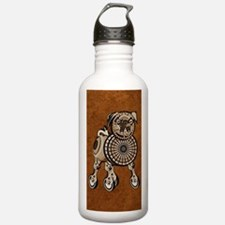 iTouch4caseSteampunkPu Water Bottle