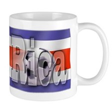 Soccer Flag Costa Rica Small Mug