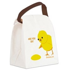 Are you ok? Canvas Lunch Bag