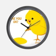 Are you ok? Wall Clock