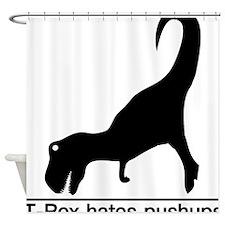 Dino Shower Curtain