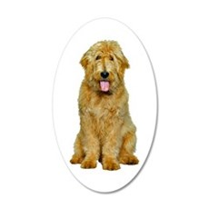Goldendoodle Wall Decal