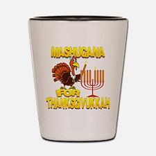 Mashugana For Thanksgivukkah Turkey and Menorah Sh