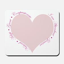 pink2 Mousepad