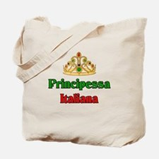 Principessa Italiana (Italian Princess) Tote Bag