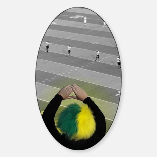 DSC00116 Sticker (Oval)