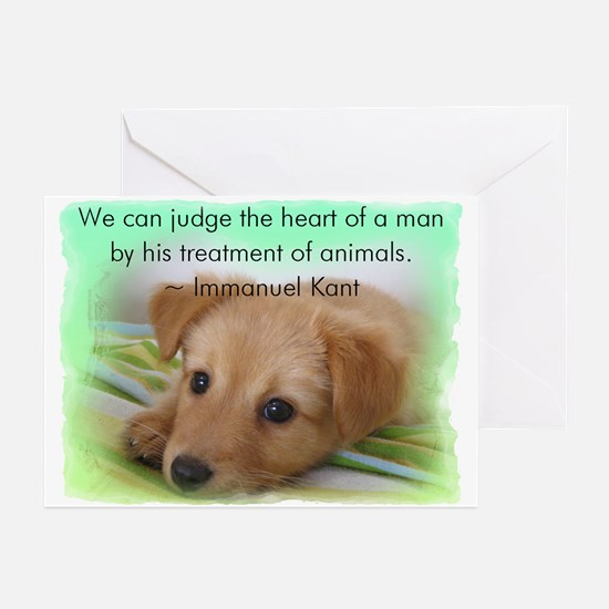 Kant's Pup Greeting Cards (Pk of 10)