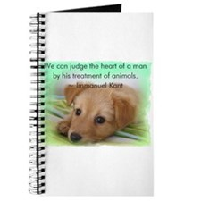 Kant's Pup Journal