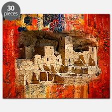 Adobe Cliffs Puzzle