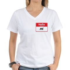 Hello My Name is Me Shirt
