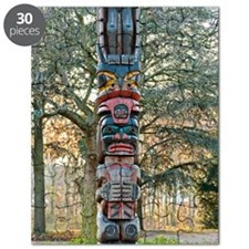 Totem Pole Puzzle