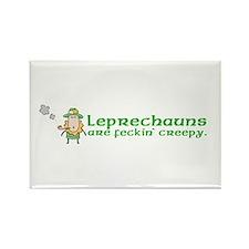 Leprechauns Rectangle Magnet