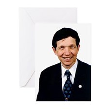 Dennis Kucinich Greeting Cards (Pk of 10)