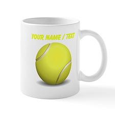 Custom Tennis Ball Mugs