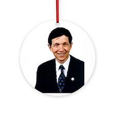 Dennis Kucinich Ornament (Round)
