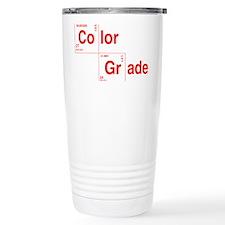 colorista_red Travel Coffee Mug