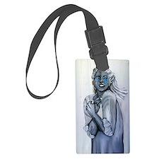 Blue tears Luggage Tag